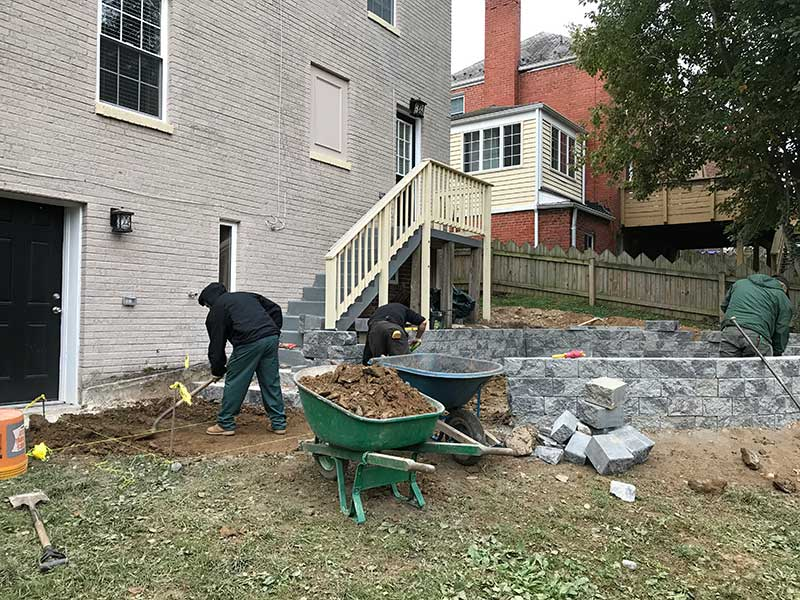 Greensweep Llc Silver Spring Dc Baltimore Landscaping